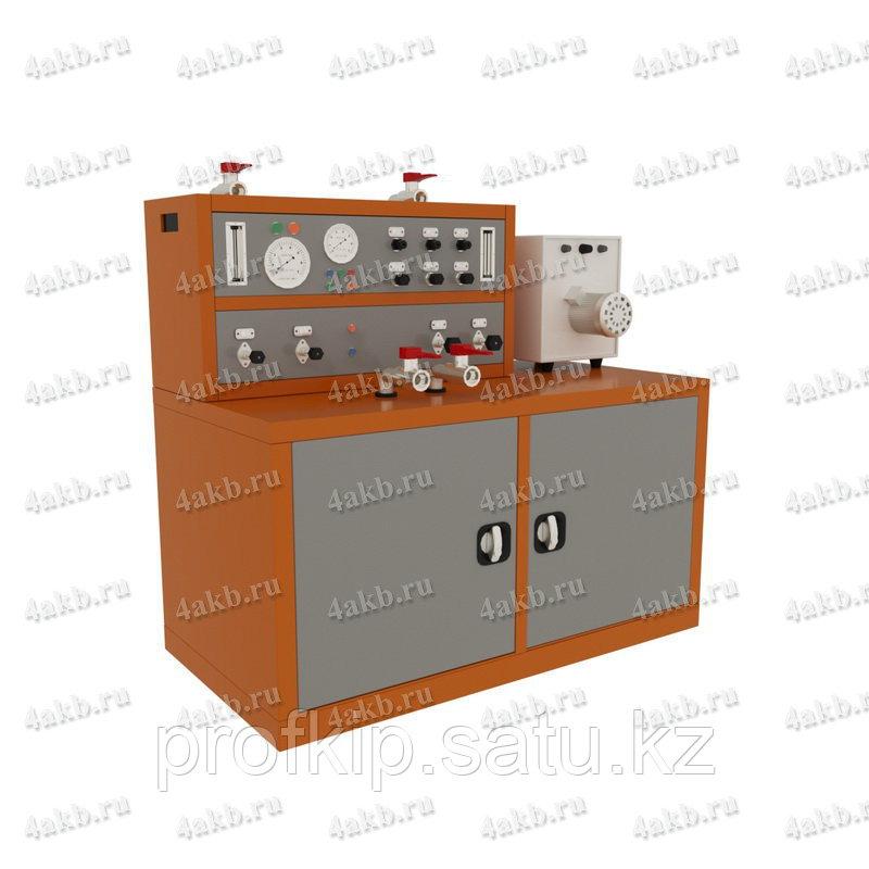 Стенд для испытания водяных насосов двигателей 05.Т.048