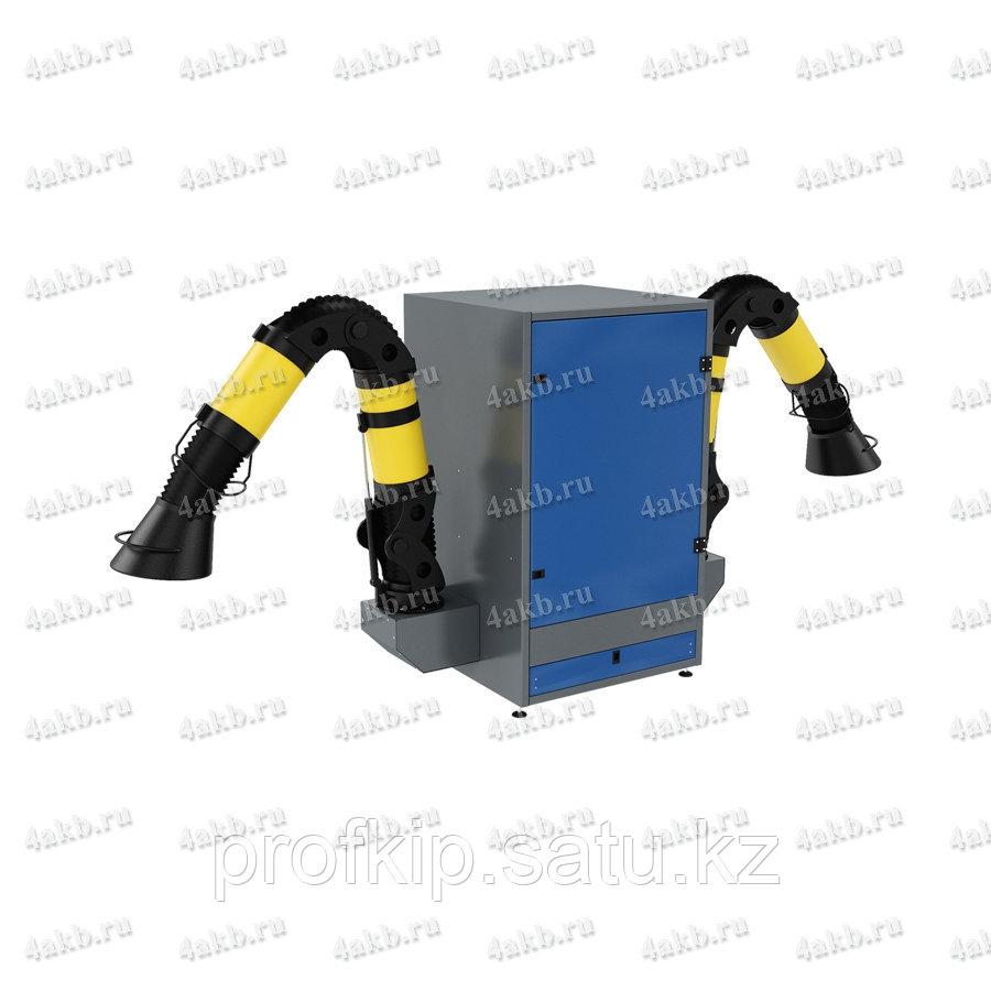 Фильтровентиляционная установка ФВУ-03-02