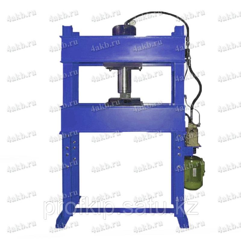 Пресс гаражный электрогидравлический Р-342М1