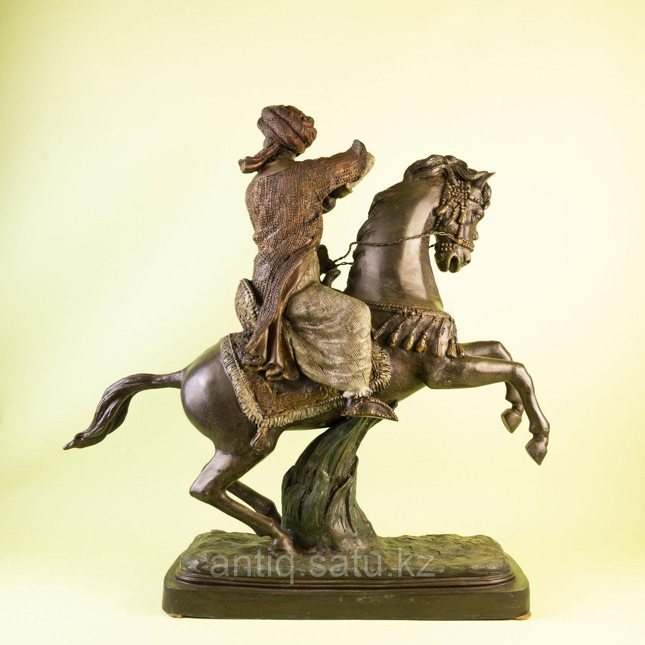 Кабинетная скульптура «Восточный воин» - фото 2