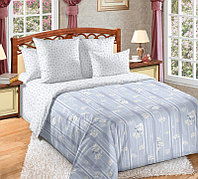 ТексДизайн Комплект постельного белья  Полевые цветы  2 спальный евро, перкаль
