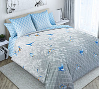 ТексДизайн Комплект постельного белья  Рулада  2 спальный евро, перкаль