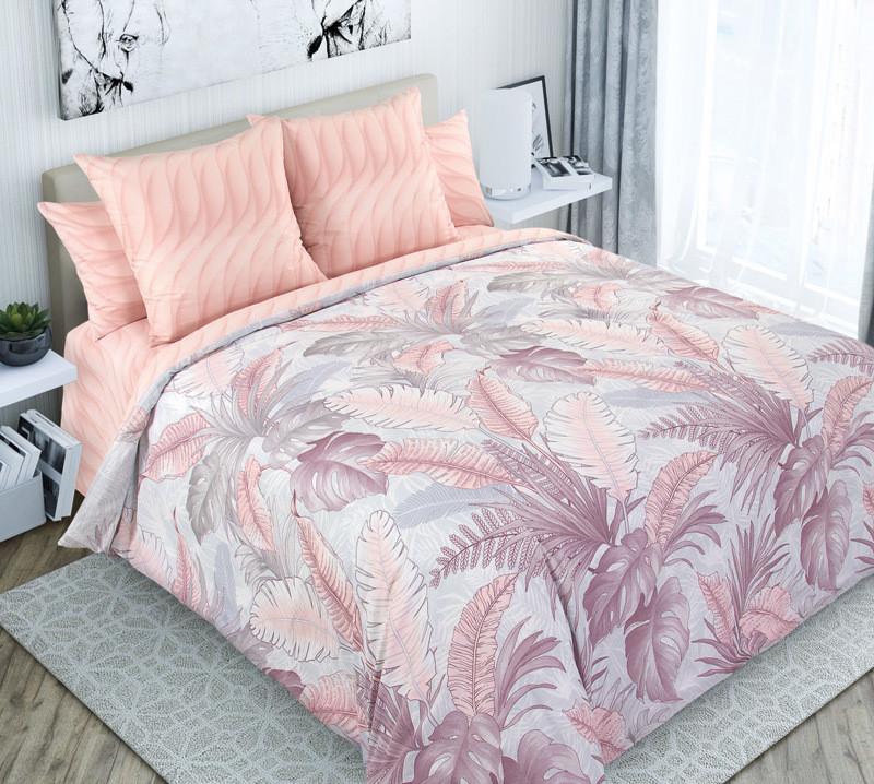 ТексДизайн Комплект постельного белья  Странствие  2 спальный евро, перкаль
