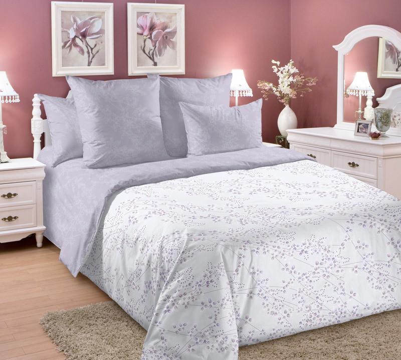 ТексДизайн Комплект постельного белья   Истинная красота  2 спальный евро, перкаль