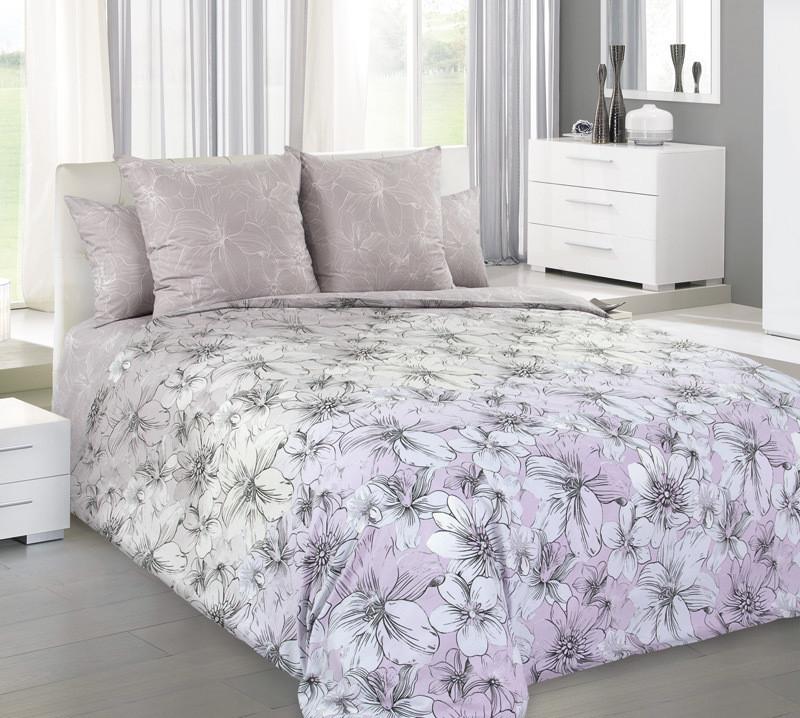 ТексДизайн Комплект постельного белья  Унисон  2 спальный евро, перкаль