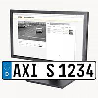 AXIS P1445-LE-3 LICENSE PLATE VERIFIER KIT, фото 1