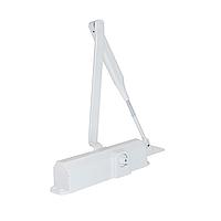 TS Compakt EN 2/3/4 (белый) Доводчик со складным рычагом до 120 кг