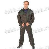 Куртка кислотостойкая на поясе