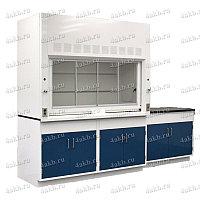 Лабораторный вытяжной шкаф  ВЛ-В-Ш-3