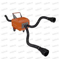 Мобильное устройство для вытяжки отработанных газов автомобилей УВВГ-ПРО