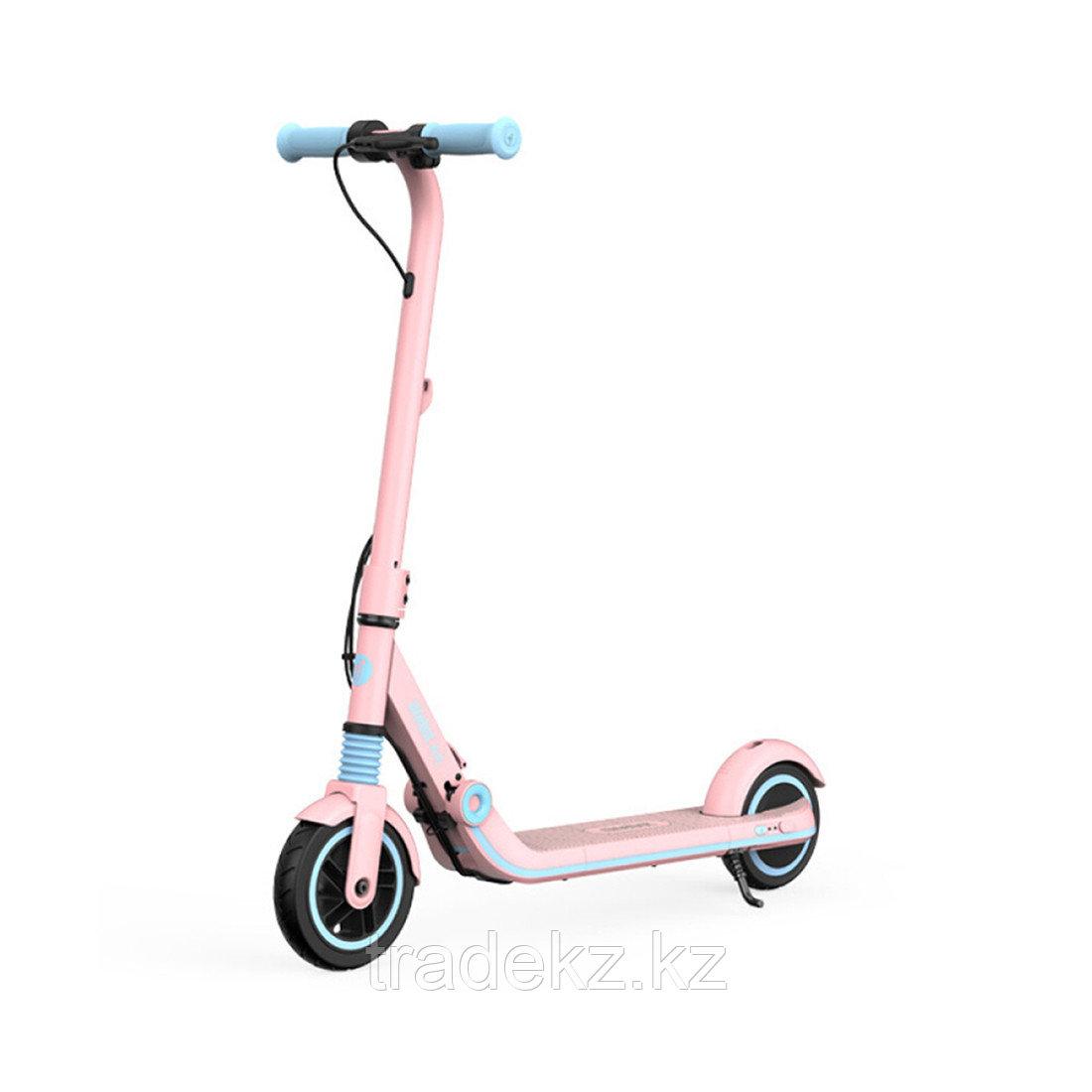 Электросамокат детский Ninebot KickScooter E8 Розовый - фото 1