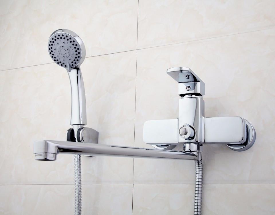 Смеситель для ванны Frap F2273 длинный