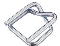 Пряжка металлическая проволочная