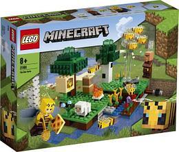 LEGO Minecraft Пасека