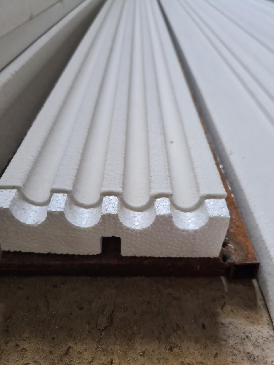 Декор для фасада армированный пенопласт обрамление окон карнизы колонны Пилястра угловые элементы - фото 6