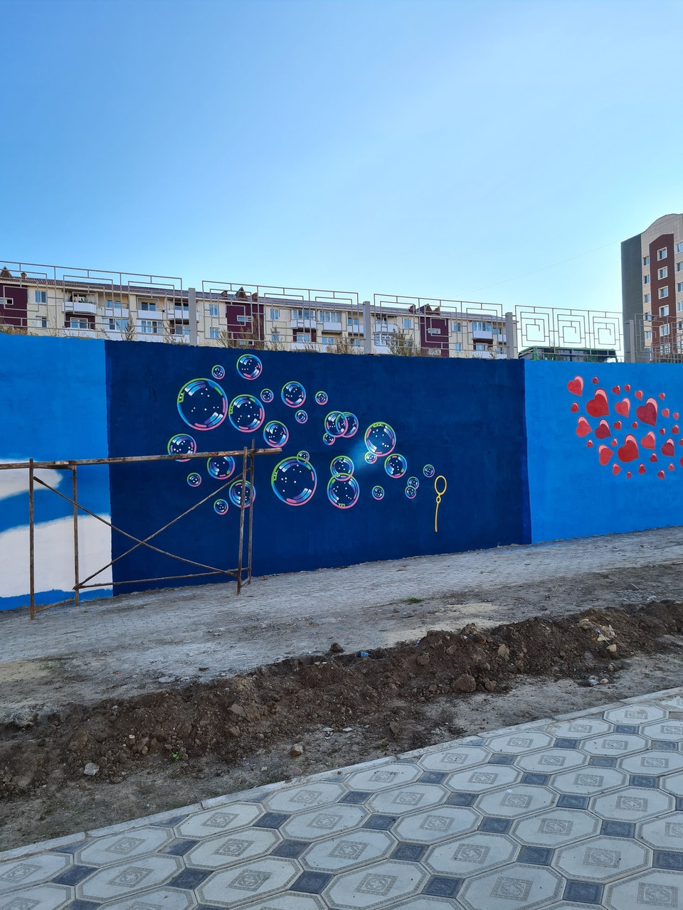 Мурал Роспись стен - фото 5
