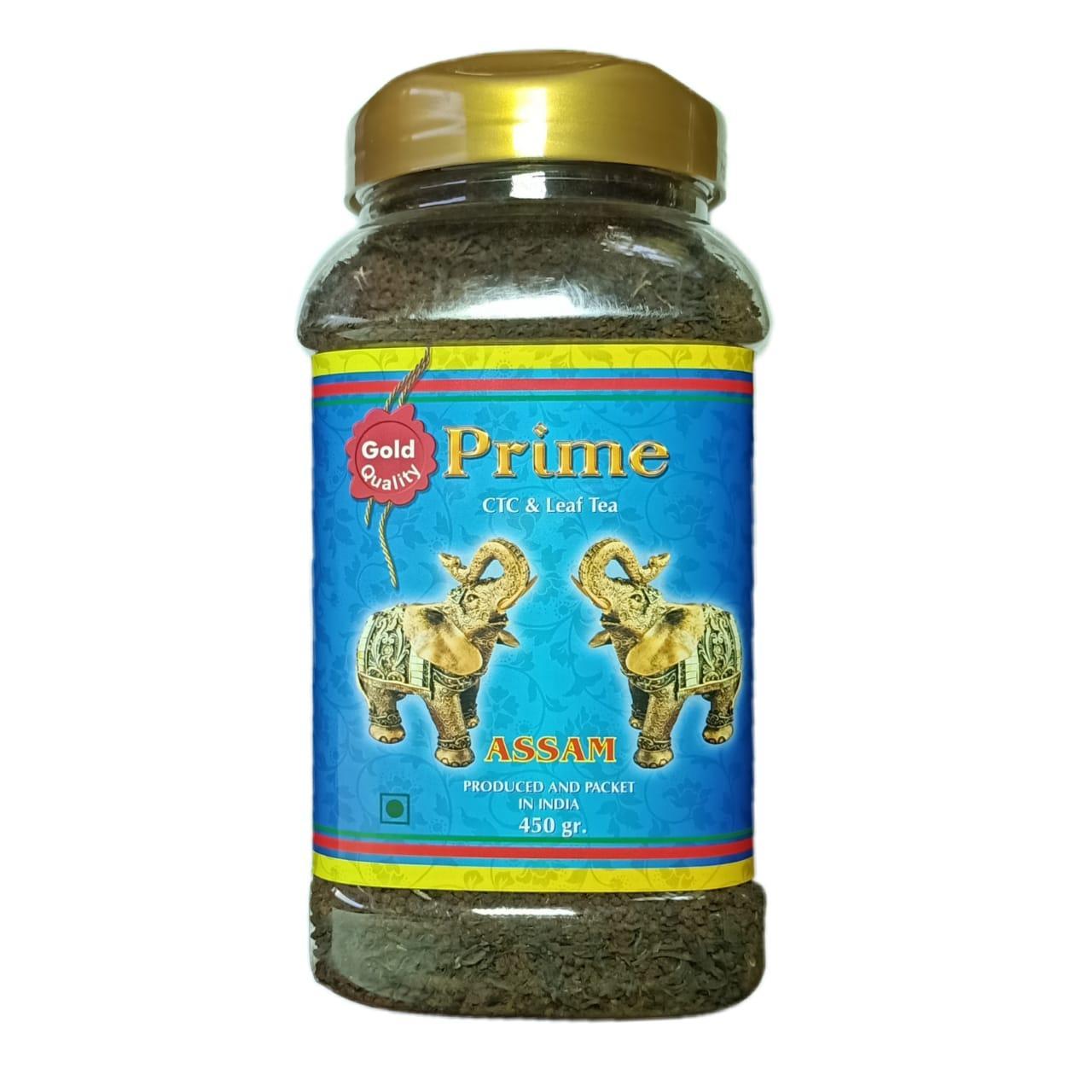 Чай Мадхубан (банка) (гранулированный + листовой черный) 450 гр
