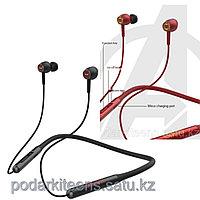 Спортивные Bluetooth наушники с шумоподавлением и защитой от влаги
