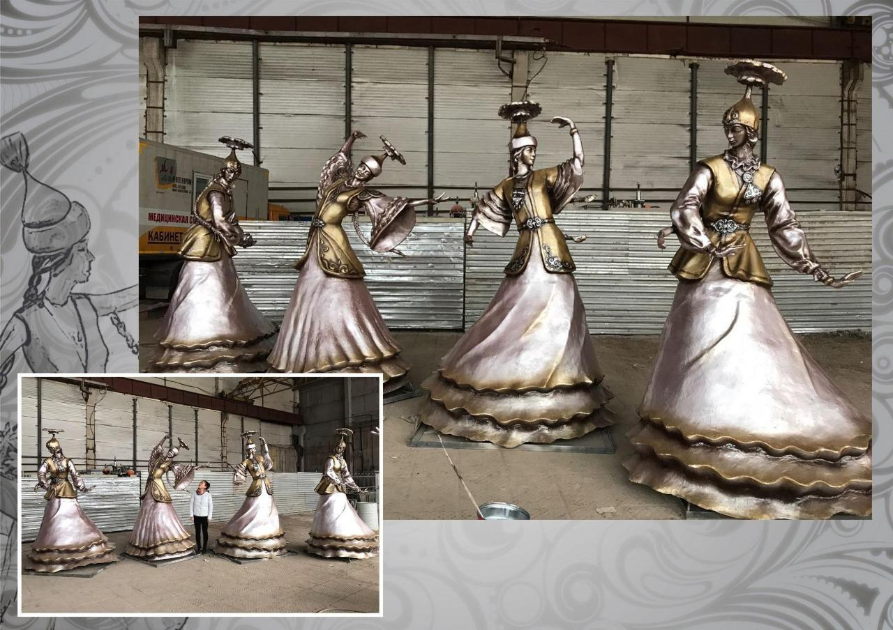 Скульптуры из пластика - фото 4