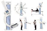 Стационарный диагностический цифровой рентгеновский аппарат ANKE ASR-6150C, фото 2