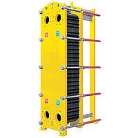 Теплообменник пластинчатый Aquaviva 140 кВт, AISI 316L