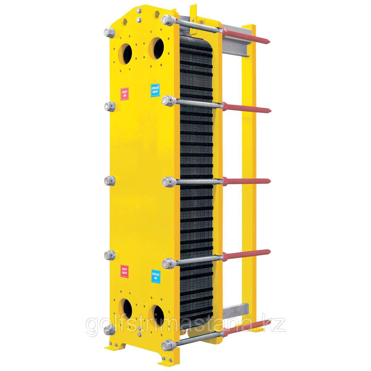 Теплообменник пластинчатый Aquaviva 446 кВт, AISI 316L