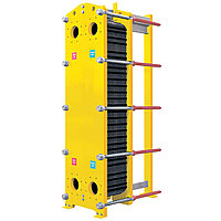 Теплообменник пластинчатый Aquaviva 140 кВт, Titan