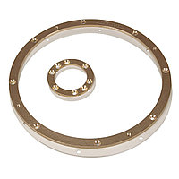 Комплект фланецев Fitstar 8522050, для гейзера 8530020 и пневмокнопки