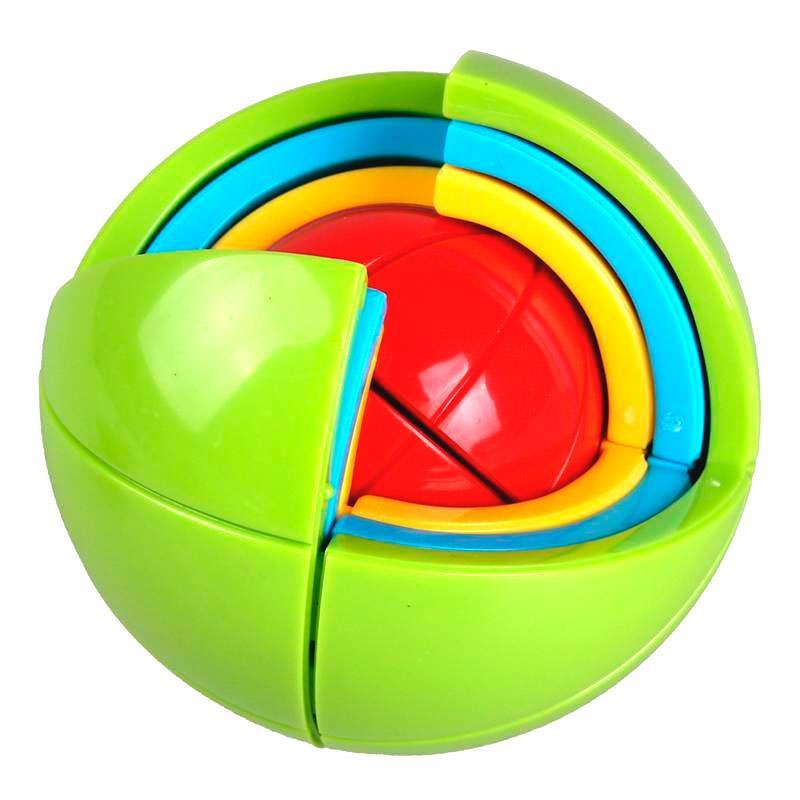 Головоломка шар-пазл (Oblo)