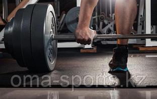 Резиновая плитка для тяжелой атлетики (для штангиста)