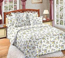 ТексДизайн Комплект постельного белья Мильфлер 2, 1.5 спальный , бязь