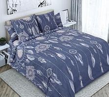 ТексДизайн Комплект постельного белья Ловцы снов 2, 1.5 спальный , бязь