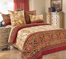 ТексДизайн Комплект постельного белья Императрица 3, 1.5 спальный , бязь