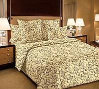 ТексДизайн Комплект постельного белья Вензель 4, 1.5 спальный , бязь
