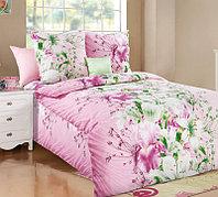 ТексДизайн Комплект постельного белья Магия цветов 2, 1.5 спальный , бязь