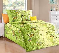 ТексДизайн Комплект постельного белья Гармония 1, 1.5 спальный , бязь