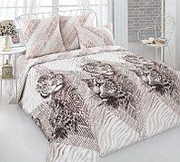 ТексДизайн Комплект постельного белья Книга джунглей 2, 1.5 спальный , бязь