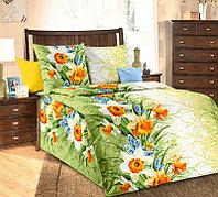 ТексДизайн Комплект постельного белья Весна 1, 1.5 спальный , бязь