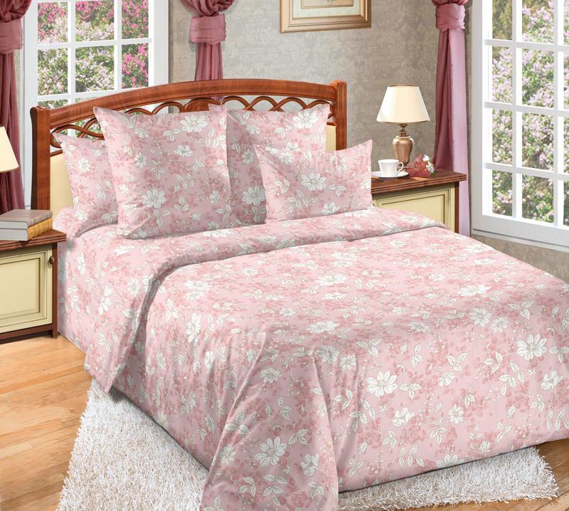 ТексДизайн Комплект постельного белья Лана 3, 1.5 спальный , бязь
