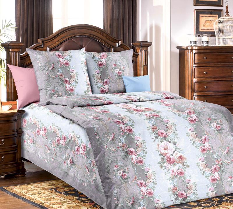 ТексДизайн Комплект постельного белья Афродита 3, 1.5 спальный , бязь