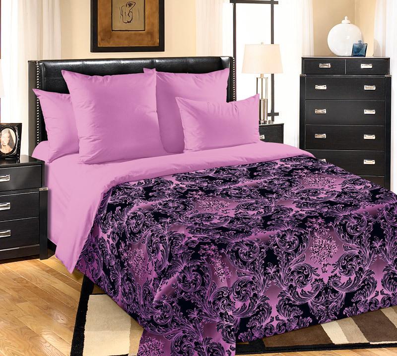 ТексДизайн Комплект постельного белья Калипсо 1, 1.5 спальный , бязь