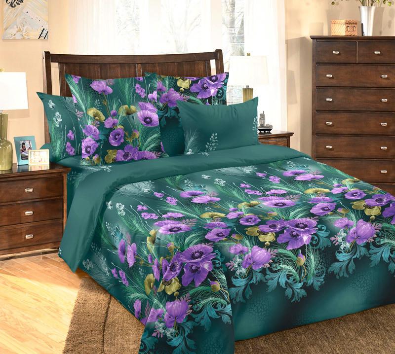 ТексДизайн Комплект постельного белья Искушение 2, 1.5 спальный , бязь