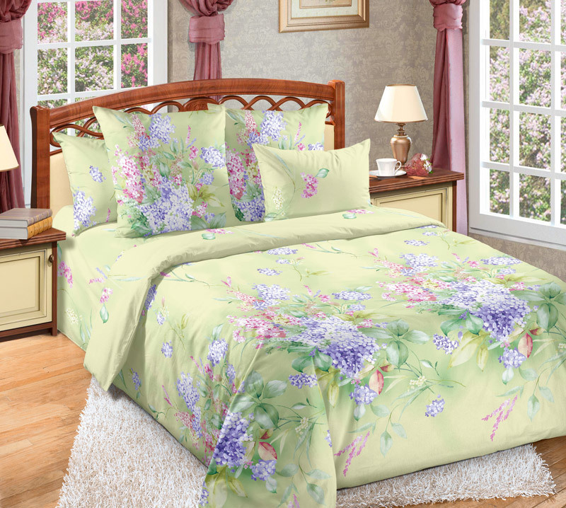 ТексДизайн Комплект постельного белья Амадео 2, 1.5 спальный , бязь