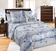 ТексДизайн Комплект постельного белья Акватория 1, 1.5 спальный , бязь