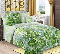 ТексДизайн Комплект постельного белья Амазония 1, 1.5 спальный , бязь