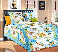 ТексДизайн Комплект постельного белья От винта, 1.5 спальный , бязь