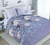 ТексДизайн Комплект постельного белья  Ночная серенада  2 спальный евро, перкаль