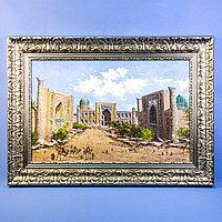 «САМАРКАНД» Нарзиев Нуриддин Работа современного художника.