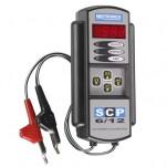 SCP-100 — тестер аккумуляторных батарей Secure Power 6/12