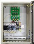 UP-500—устройство присоединения для оперативного контроля параметров высоковольтных вводов